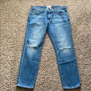 {Current Elliot} 'The Fling' Jeans, size 27